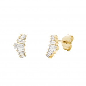 Earrings Yellow Gold -...