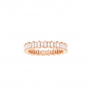 Ring Pink Gold and Diamonds...