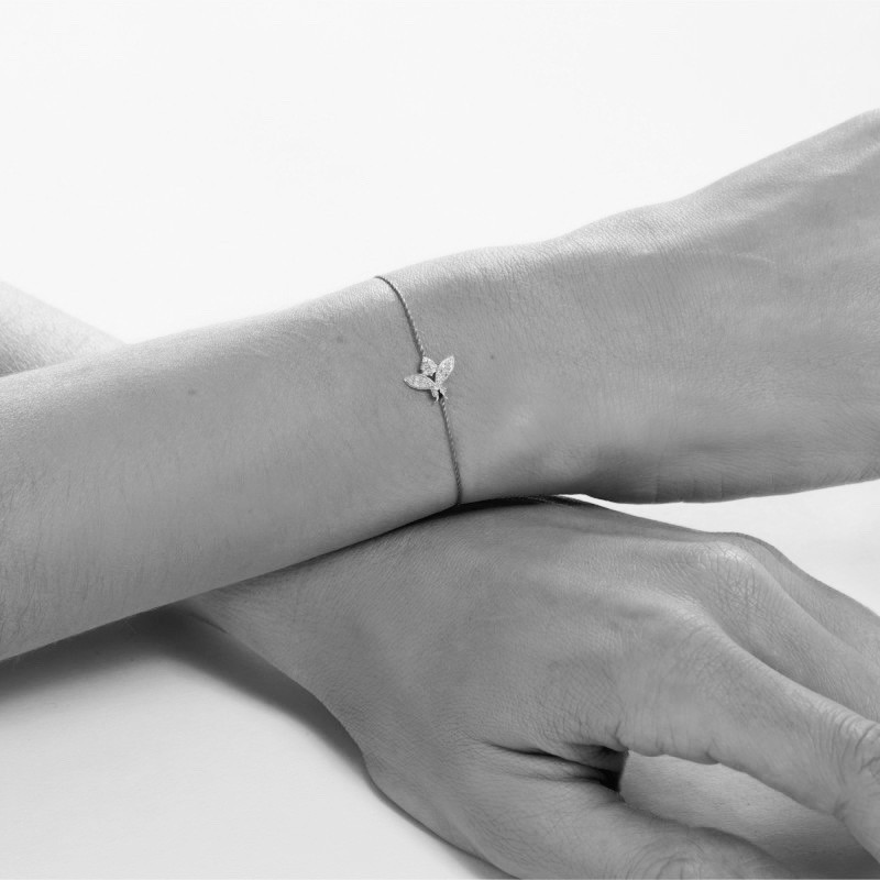IDENTITY - Bracelet, Chaînette & Diamant