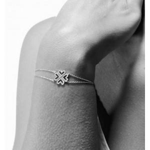 SHAPES - Boucles d'Oreilles Odysée, Diamants