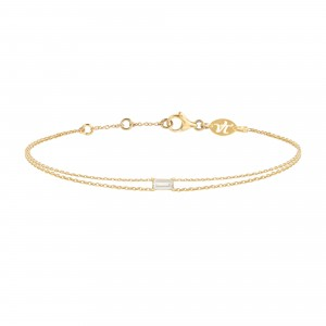 Bracelet Double Chain...