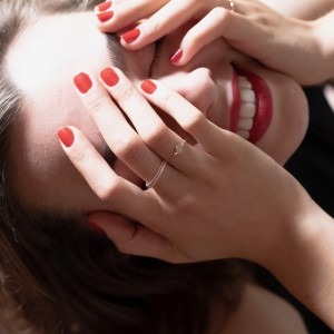 IDYLLE - Bracelet Marguerite , Diamants