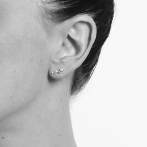 IDYLLE - Collier La Rose, Diamants
