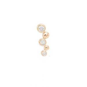 IDYLLE - Collier Fleur de Lys, Diamants
