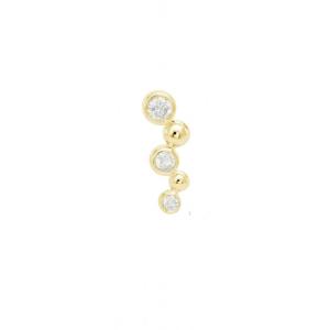 VOIX POUR L'ESPOIR - Bracelet, Thread & Diamond