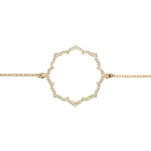 Bracelet Blossom, Yellow...