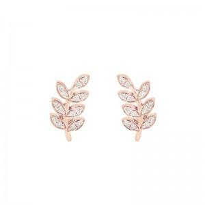 Earrings Victoire, Rose...