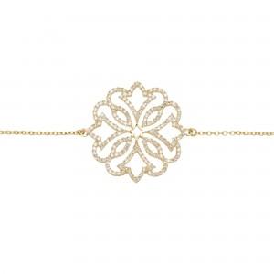 Exotic 手链:黄金、钻石