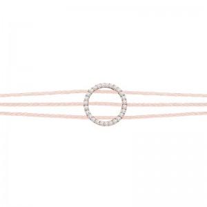 Bracelet 3 threads and...