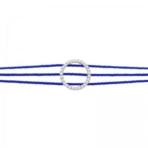 Bracelet 3 threads Silver...